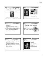 Handouts05Anders on.pdf - Society for Vascular Nursing