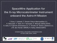 Presentation - International Spacewire Conference 2008