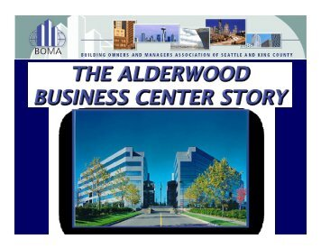 Alderwood HVAC Presentation