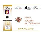 Proyecto Fomein - Secretaria de Educación Pública Baja California ...