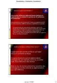 Normalisation - Prevention-incendie.be - Page 3