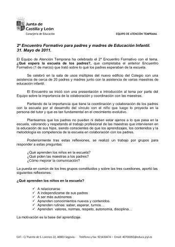 Papel Carta Centros - CEIP MARQUÉS DEL ARCO - Junta de ...