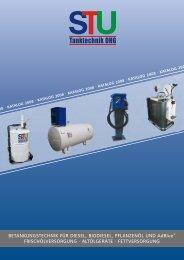Katalog gesamt 2008 - STU Tanktechnik OHG
