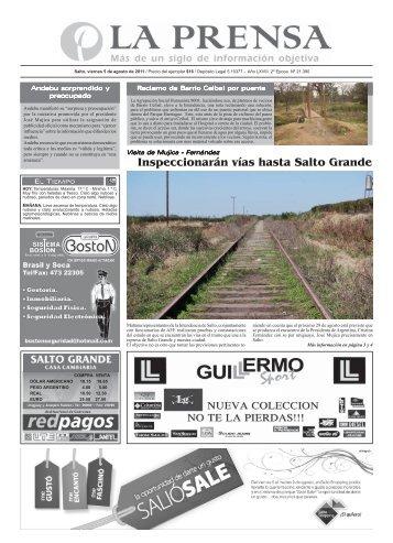 Descargar esta publicación como PDF - La Prensa | Edición Web