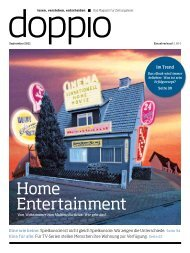 Home Entertainment - doppio