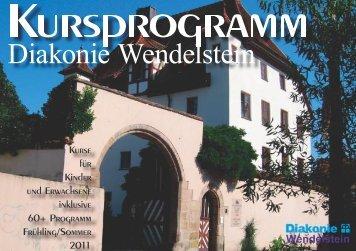 Kursprogramms - Diakonie Wendelstein