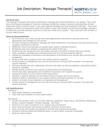 Job Description Maintenance EngineerUtility    Running Y Ranch