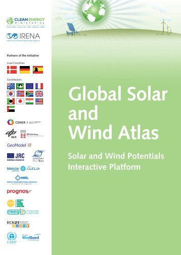 Global Solar and Wind Atlas Brochure - Clean Energy Ministerial