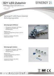 S21 LED Zubehör - Synergy 21