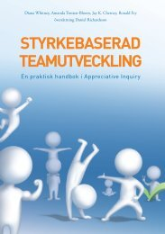 DEL 1 - Styrkebaserad Teamutveckling