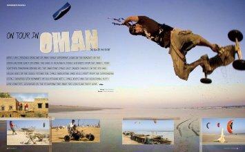 tour of Oman - Wind Warrior