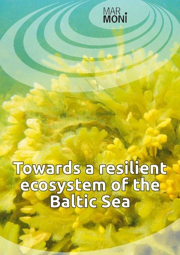 Towards A Resilient Ecosystem Of The Baltic Sea Eng - Marmoni