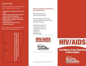 HIV/AIDS - DHHR