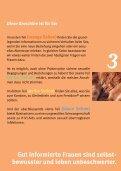 p W as Frauen über HIV/Aids und andere sexuell übertragbare ... - Seite 3