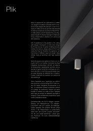 358 Traddel UP Serie di apparecchi per ... - Laser Lighting