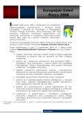 Europejskiego Dnia Pracy 2008 w Małopolsce - Centrum Informacji ... - Page 2