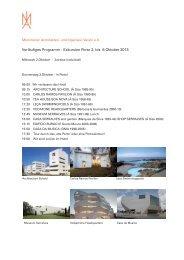 Vorläufiges Programm - Exkursion Porto 2. bis 6 ... - Aiv-muenchen.de