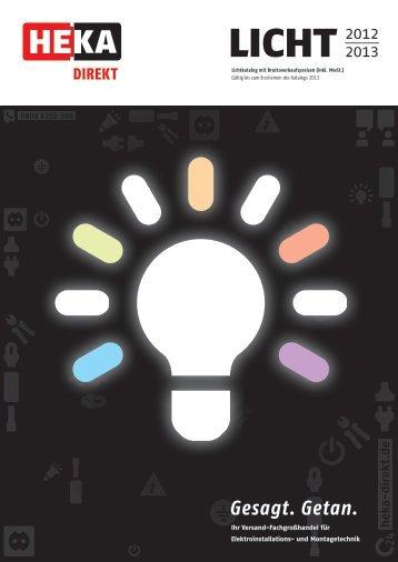 LED-Eislichtervorhang - HEKA-Direkt