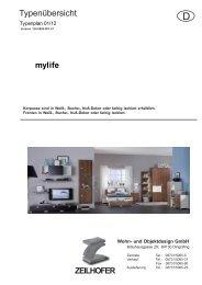 mylife - Zeilhofer