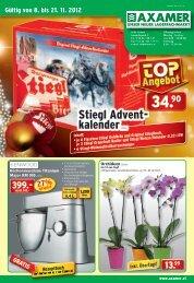 Stiegl Advent- kalender(39534)