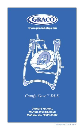 Comfy Cove DLX - Graco