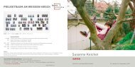 Garten - Galerie Grafikladen