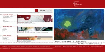 GRAFIK - Galerie Grafikladen