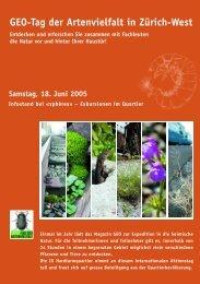 Flyer (pdf) - flora-fauna.ch