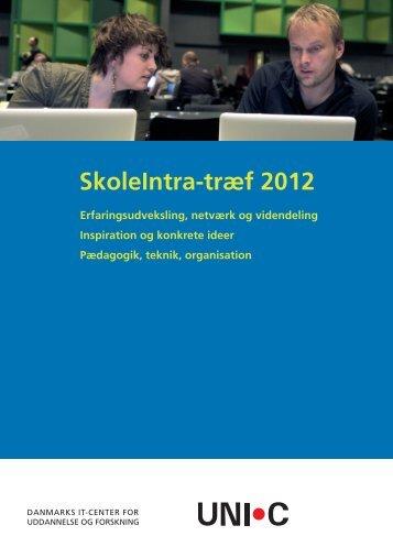 SkoleIntra-træf 2012