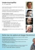 SkoleIntra-træf 2012 - Page 2