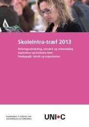 SkoleIntra-træf 2013 - SkoleIntra.dk