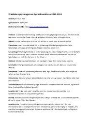 Folder bh.kl. Hvide Sande - SkoleIntra