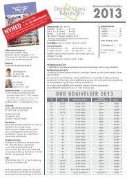 DUB UDGIVELSER 2013 - Bornholms Tidende
