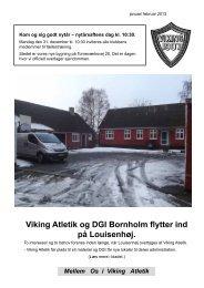 Mellem Os i Viking Atletik