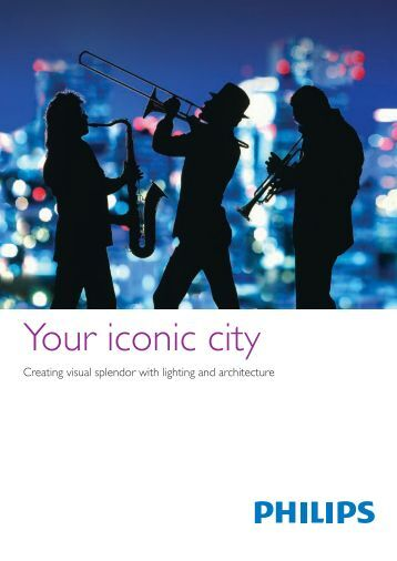 Your iconic city - Philips