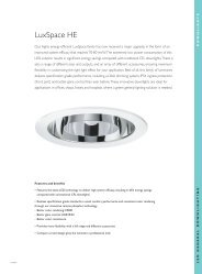 Download data sheet - Philips Lighting