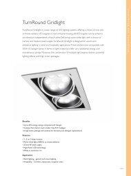 TurnRound Gridlight - Philips Lighting