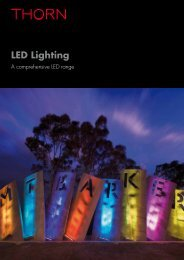 LED Lighting - Thorn