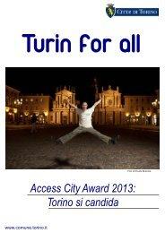 Scarica la brochure in italiano - Città di Torino