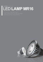 LED LAMP MR16 - LEDS.de