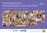 Reife Leistung – keine Frage des Alters - Bayern