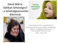 valoba- tehetseges.pdf - Jász-Nagykun-Szolnok Megyei Pedagógiai ...