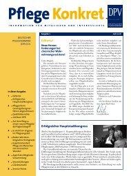 editorial erfolgreicher Hauptstadtkongress - DPV