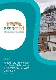 Projet - PCPA Algérie