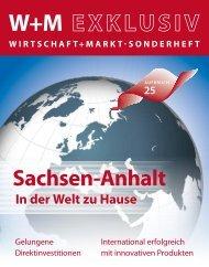 W+M Exklusiv Sachsen-Anhalt