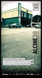 Alcine 38. Programa - Festival de Cine Alcalá de Henares