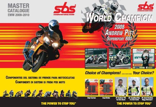 promotion materials - Euromoto 85