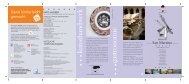 TORRE DEL MANGIA (RATHAUSTURM) - Comune di Siena