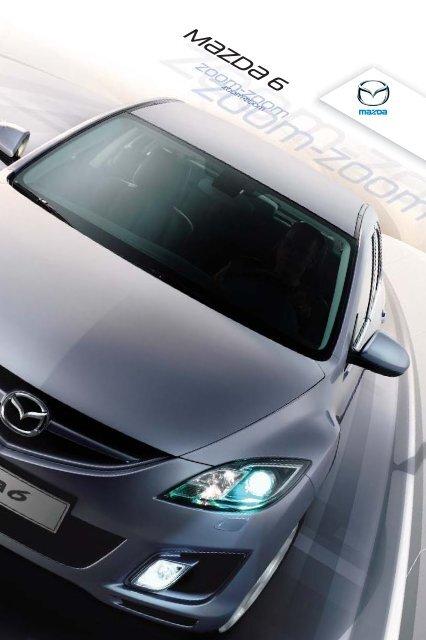 Mazda6 Brochure