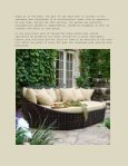 The Beauty Of French Garden Furnishings - Page 2